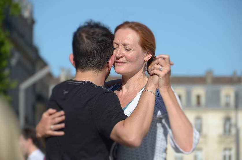Cathy - Le tango Argentin